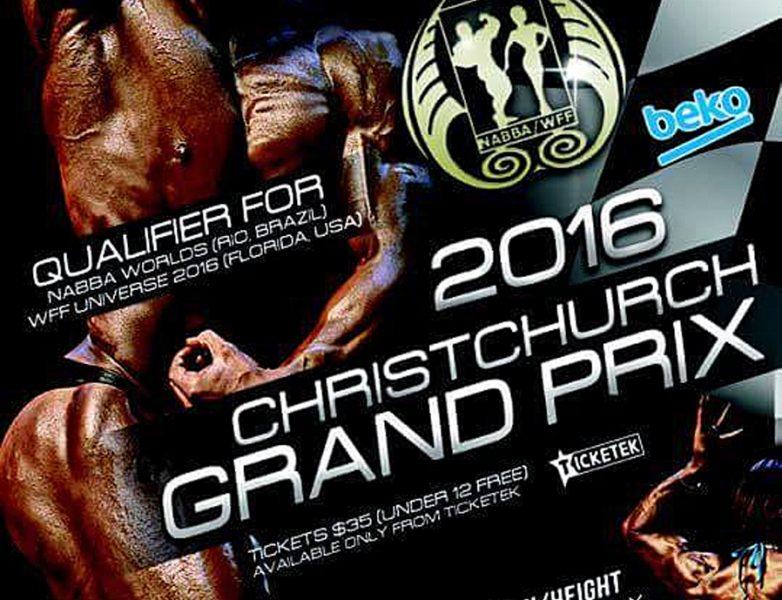 Christchurch show