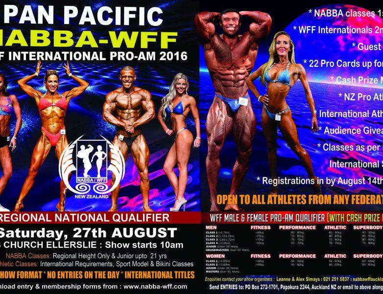 Pan Pacific ProAm 2016 pre2