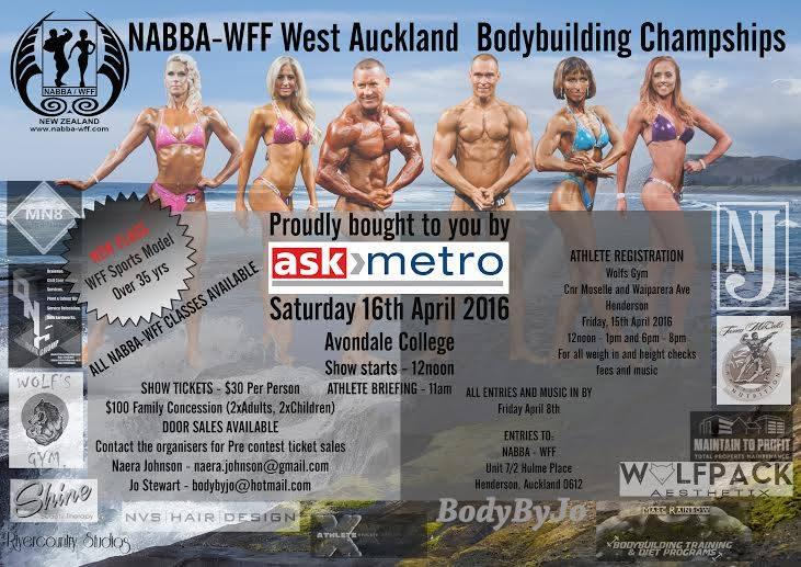 West Auckland Show